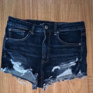 American eagle shorts. Size 6. New without tags.
